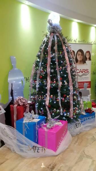 CATLIN Charity Christmas Tree Event - 2013