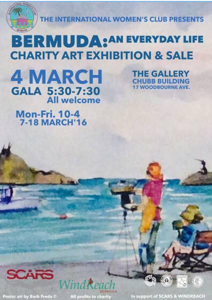 IWC Fundraiser – Art Exhibition