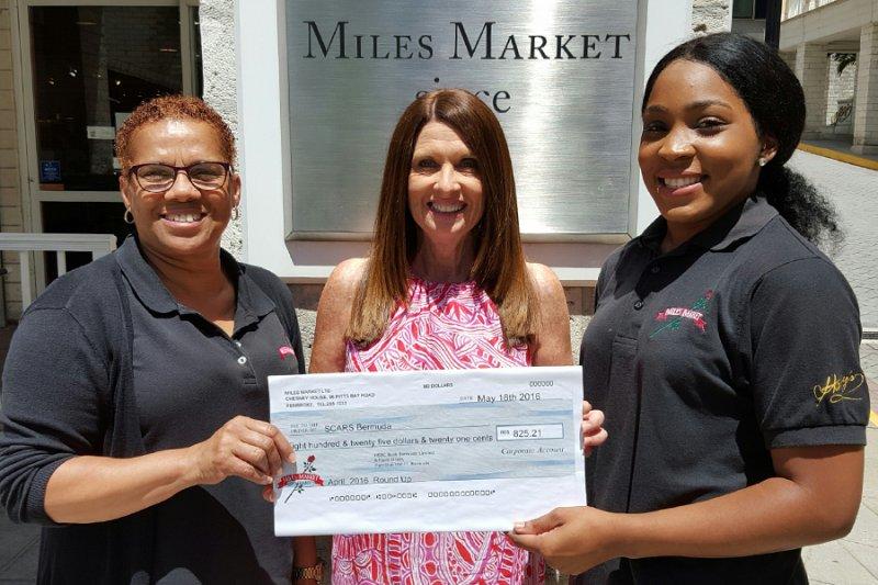 Fundraising 2016 – Miles Round Up – April 27, 2016
