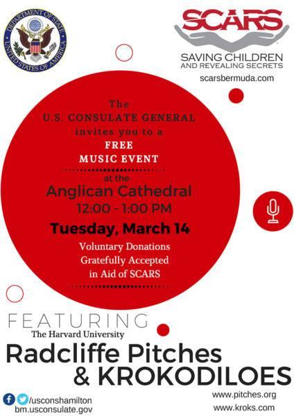 U.S. Consulate General Music Event